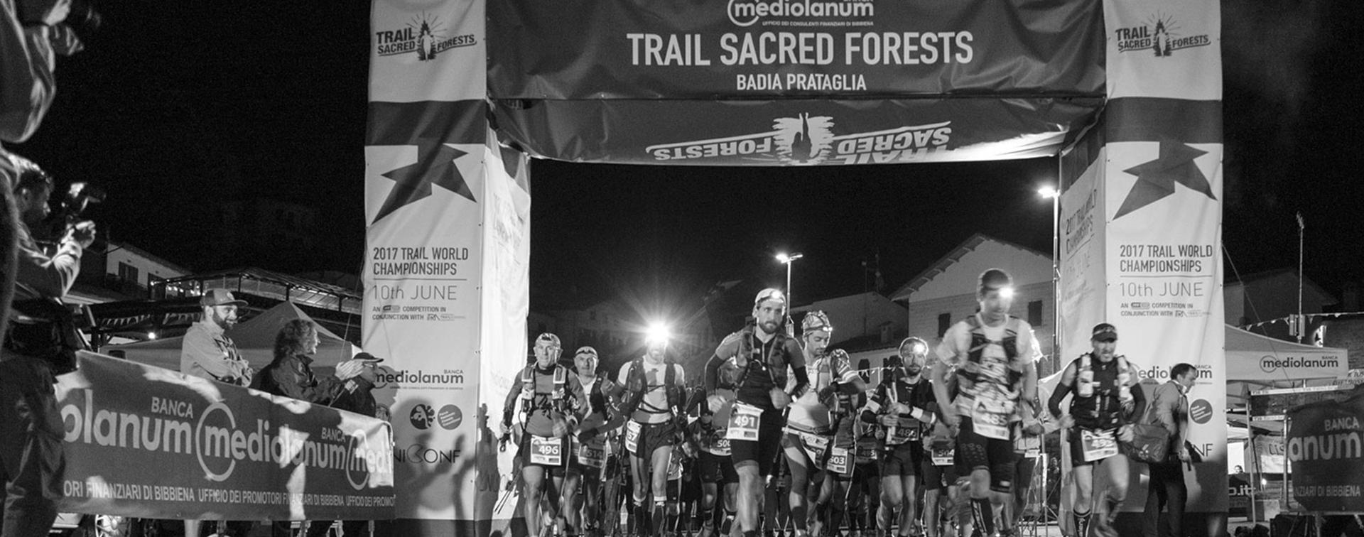 .Campionato del mondo 2017 Trail delle foreste sacre